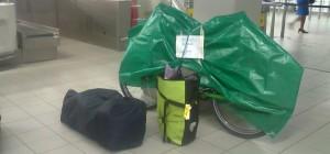 Fiets gepakt, tas gepakt, fietstas gepakt: op naar Marokko!