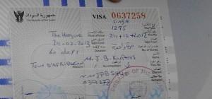 Do or die bij de ambassade van Soedan