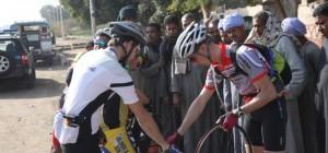 Een fietstochtje langs de Nijl