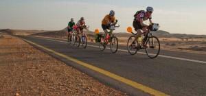 Na 12 dagen inhouden, 25km volle bak met Team Holland