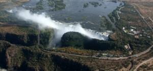 Een van de grootste watervallen ter wereld niet alleen gezien maar ook gevoeld